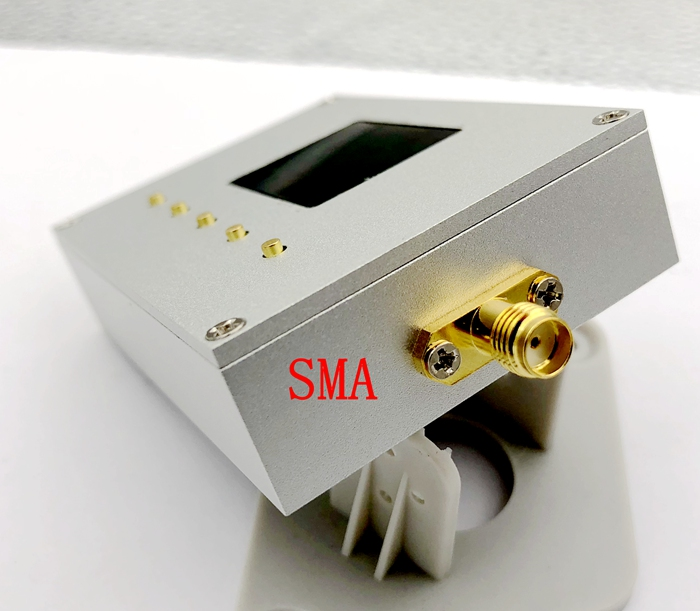 LMX2595 10MHz-19GHz RF Signal Generator Frequency Source Sweep /& OLED /& Software
