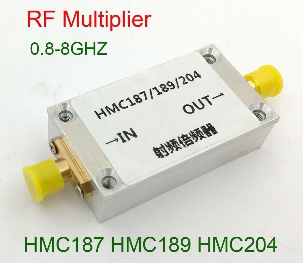 Frequency Multiplier Input 0.87-2GHz Output 1.7-4GHz Frequency Doubler case