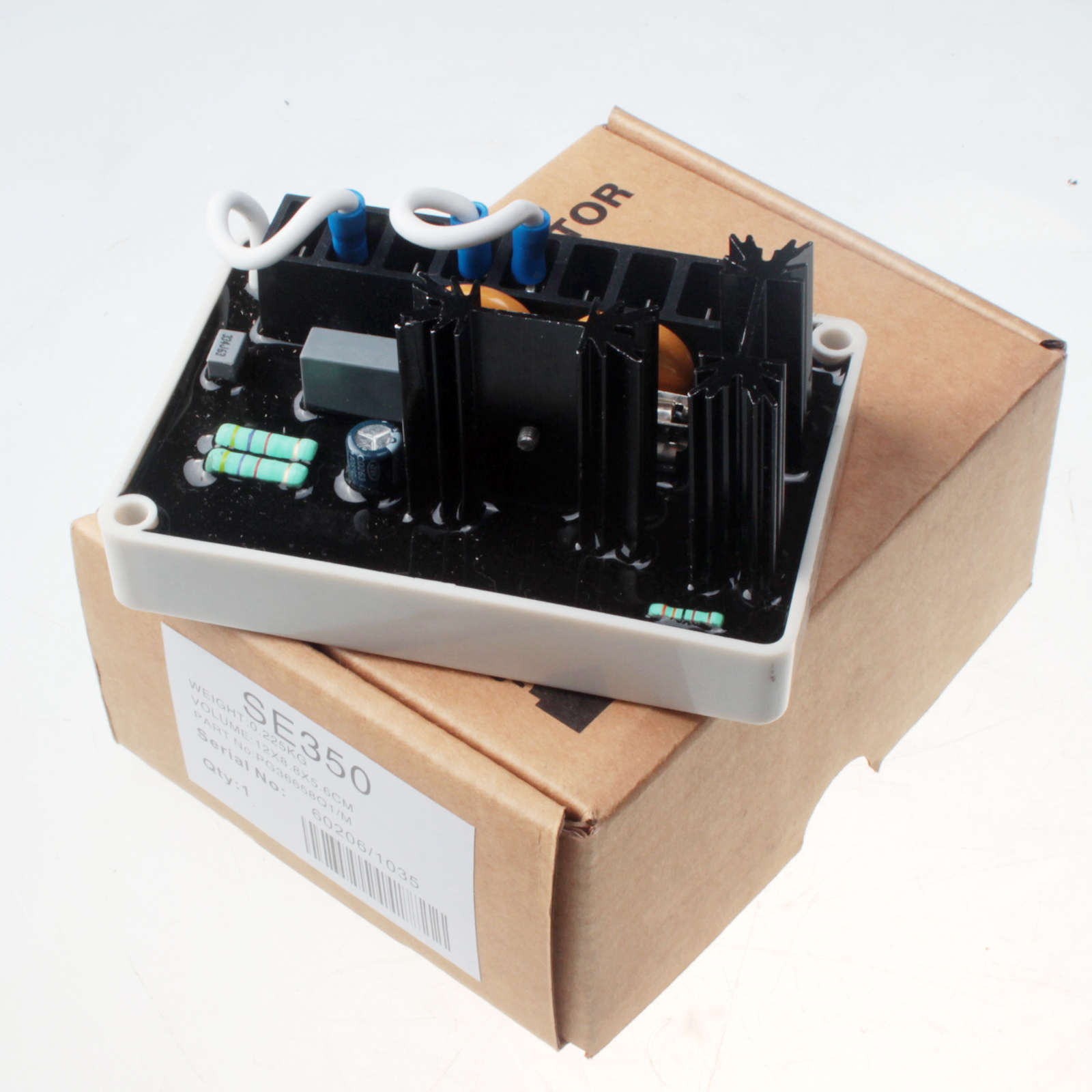Details about For Marathon AVR SE350 Automatic Voltage Regulator Generator  voltage regulator