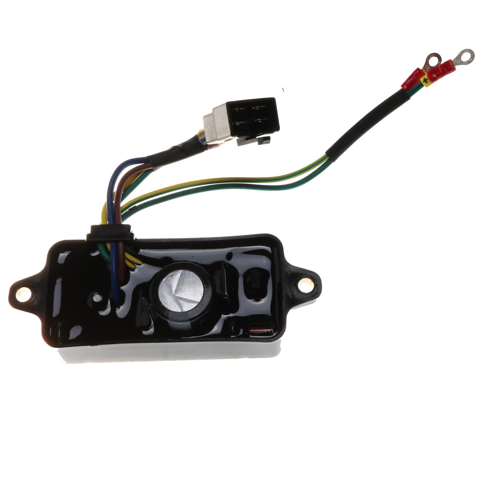 Solarhome Voltage Regulator 18961-02800KB 32350-898-003 for Honda EP-1800 EM2200 EC2500 EP-2500 EX800 Generator