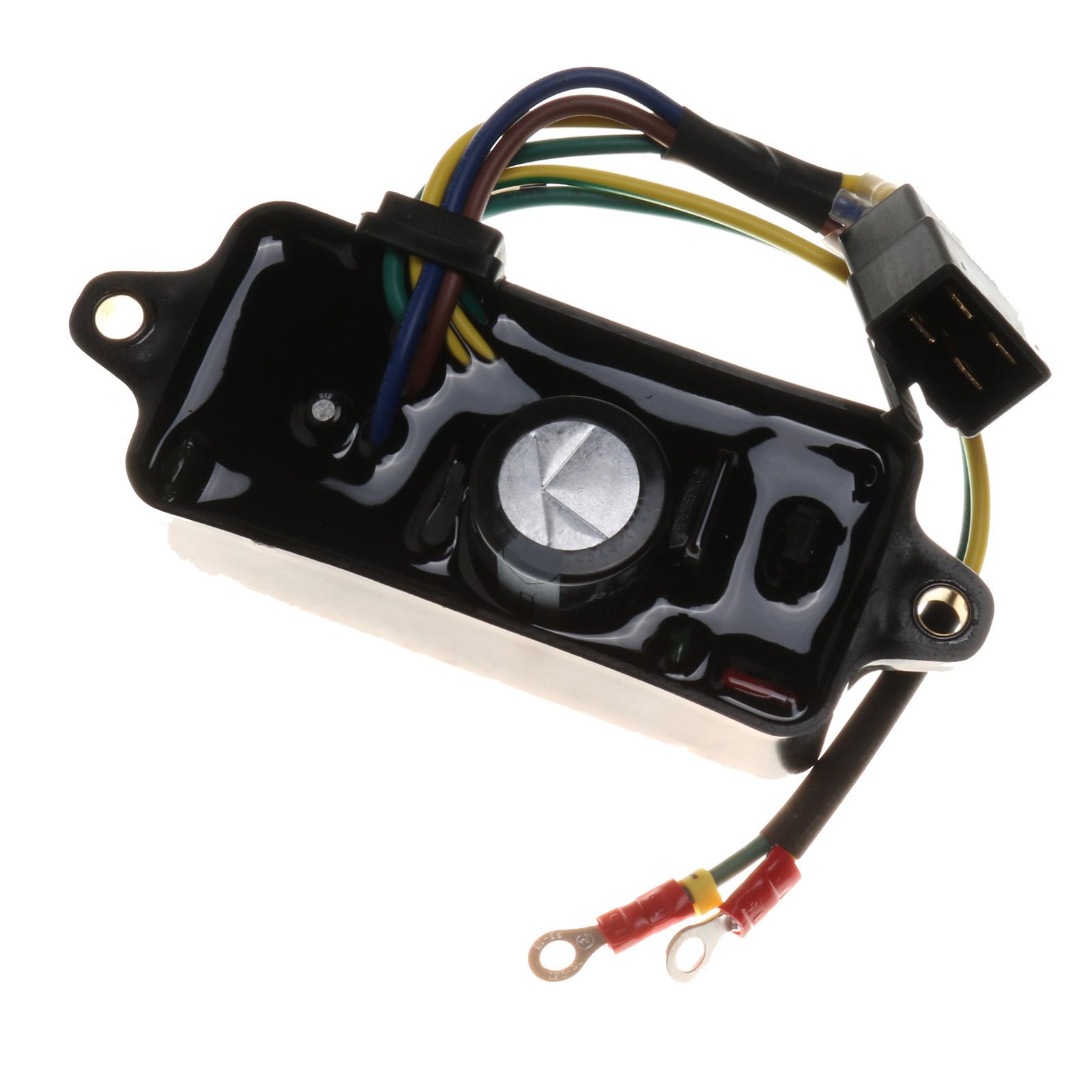 Pleasant Voltage Regulator Fits Kubota Low Boy Gl6500S Av6500 B Generator Wiring Cloud Hisonuggs Outletorg
