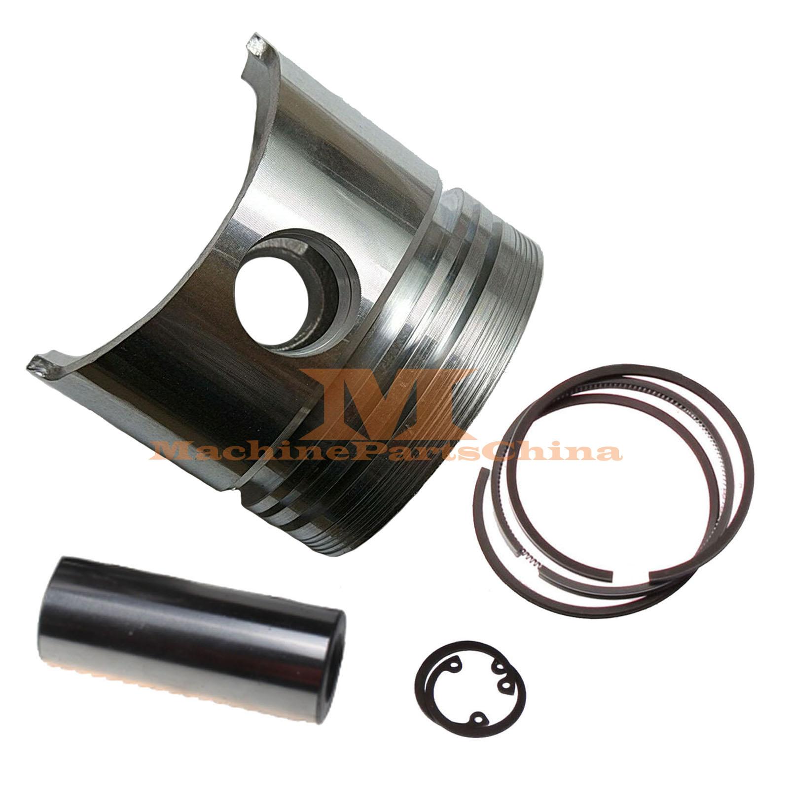 STD Piston /& Rings for Kubota Z751 L2050 M4000 L1501 L2000 B7000 76mm