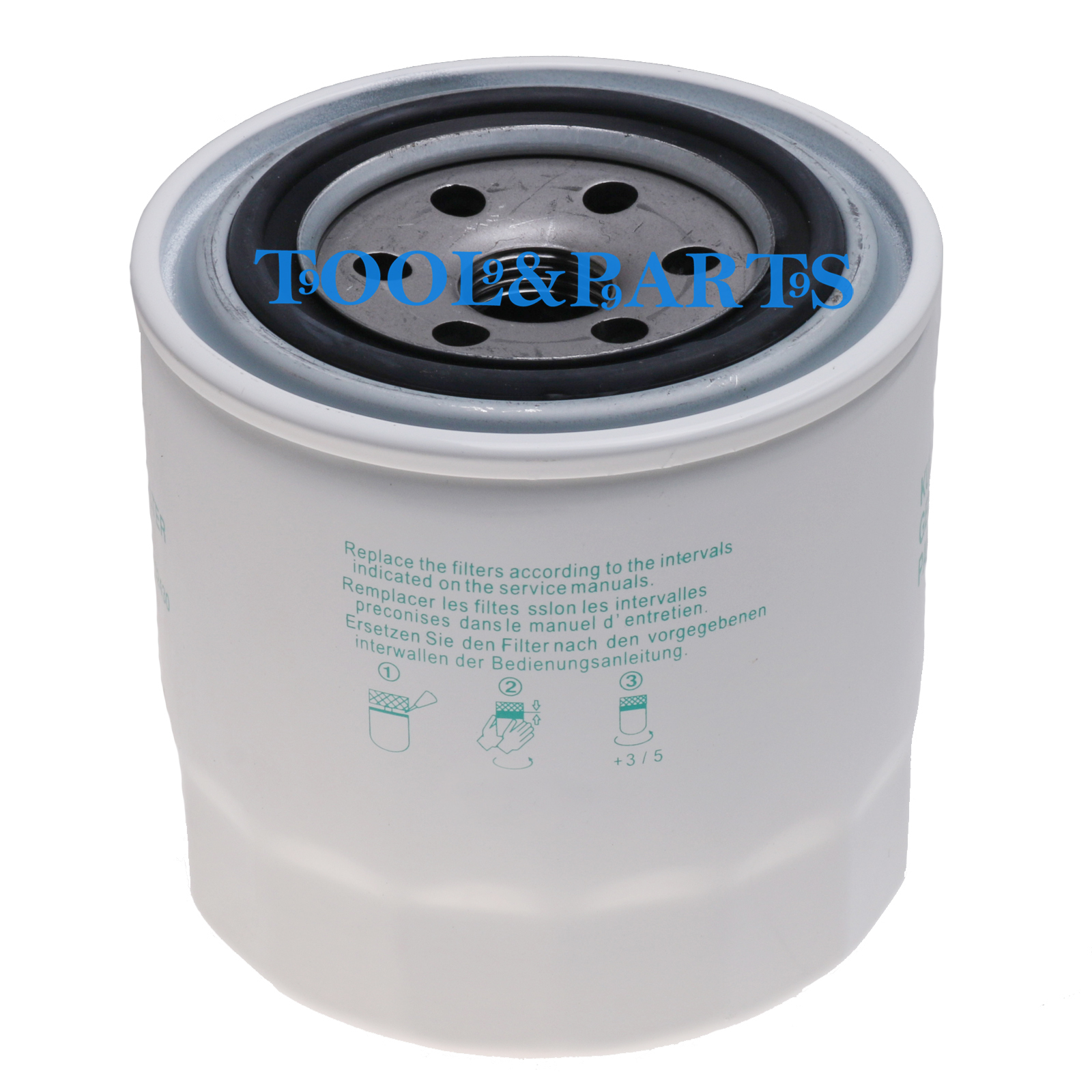 Details about New Oil Filter for Bobcat T110 T140 T180 T190 T550 T590