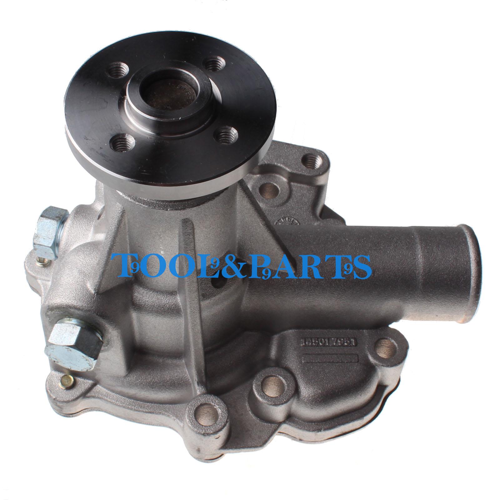Water Pump Ford New Holland TC35 TC35A TC35D TC35DA