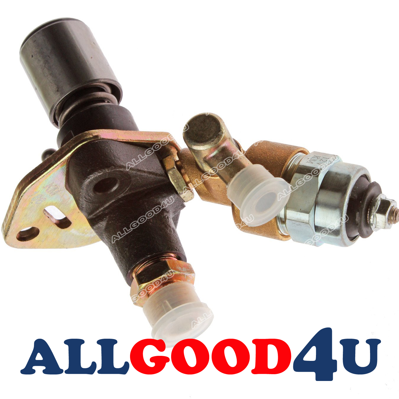 Fuel Injector Pump 186 186F Diesel with solenoid for Yanmar L100 10HP Generator