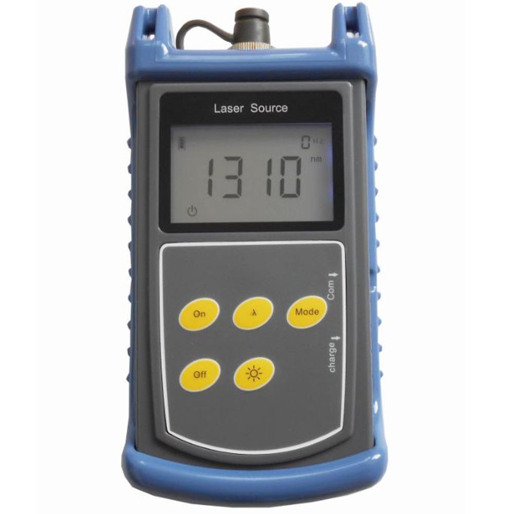 550+Optische Lichtquelle st21 Handheld Fiber Optical Laser Source FP ...