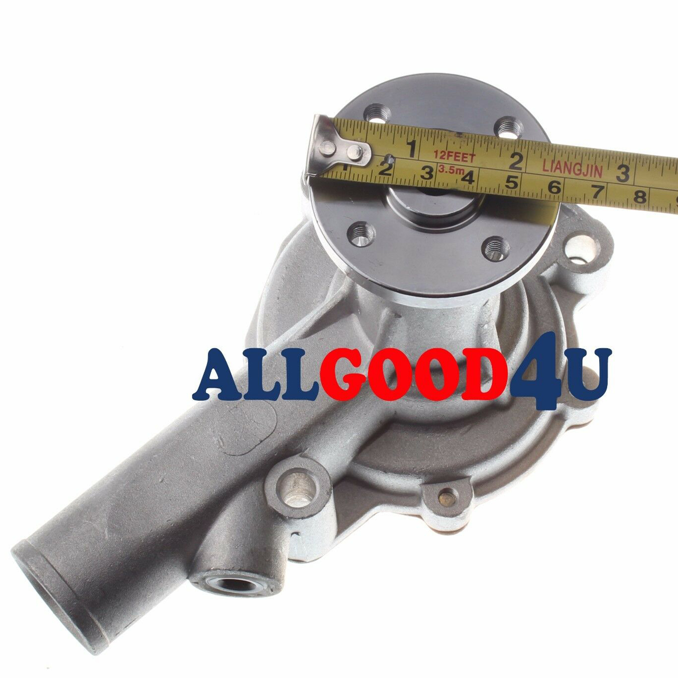 Details about Water Pump Fits Bolens Iseki TX1500 G172 Tractor Mitsubishi  KE75 Diesel Engine
