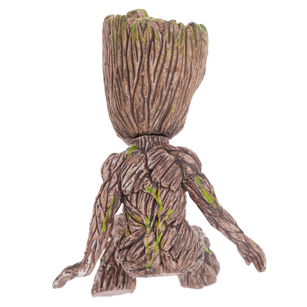 Guardians Galaxy Vol 2 Baby Groot Figure Fleurs Stylo Pot Jouet