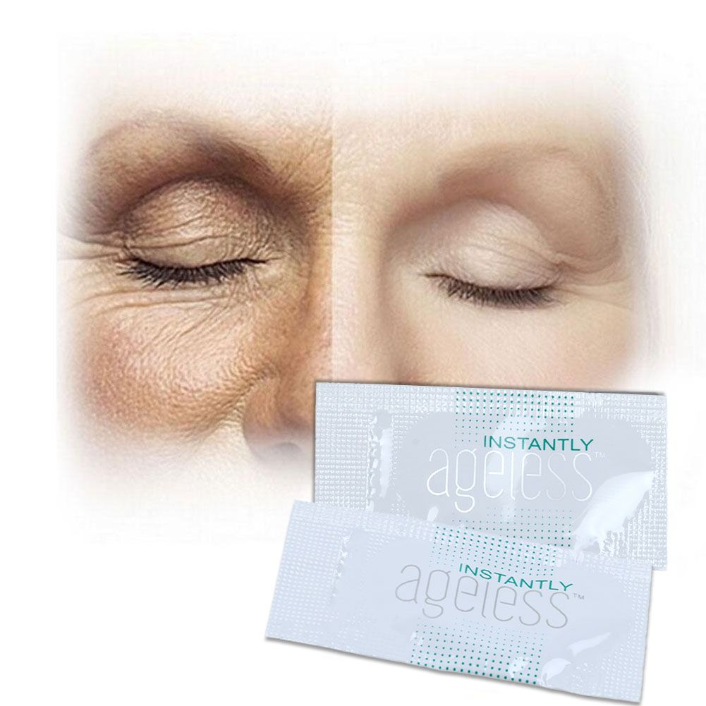 50pcs Box Instantly Ageless Jeunesse Crema Antirughe