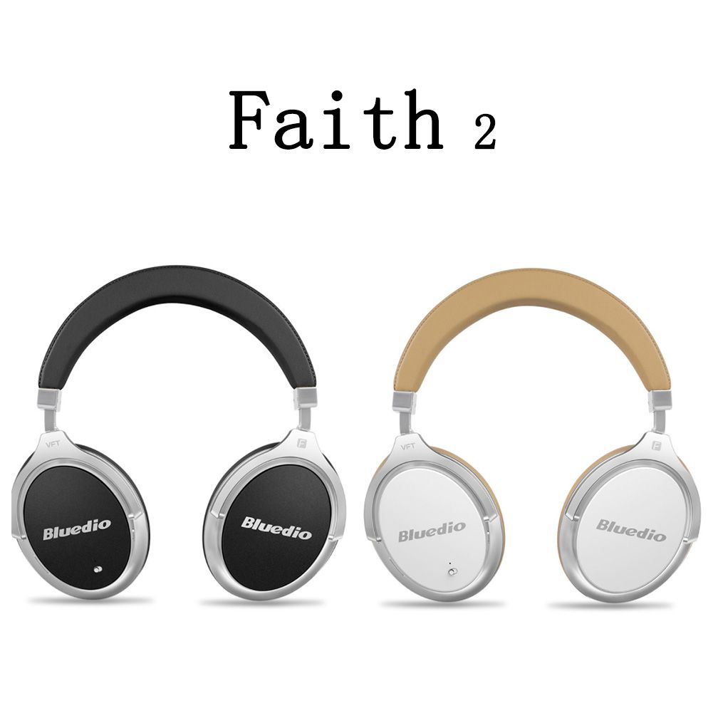 6a3f3ae05bc Details about Bluedio F2 Headphones ANC Wireless Bluetooth with Mic Stereo  Music Headsets