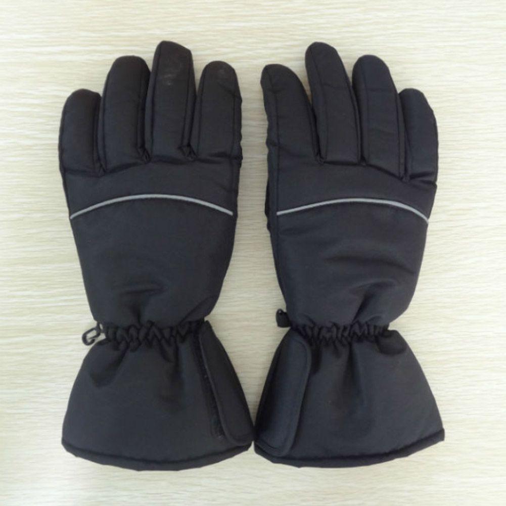 Beheizt Warmawear Beheizbare SKI Handschuhe Motorrad Kaltwetter Touchscreen R