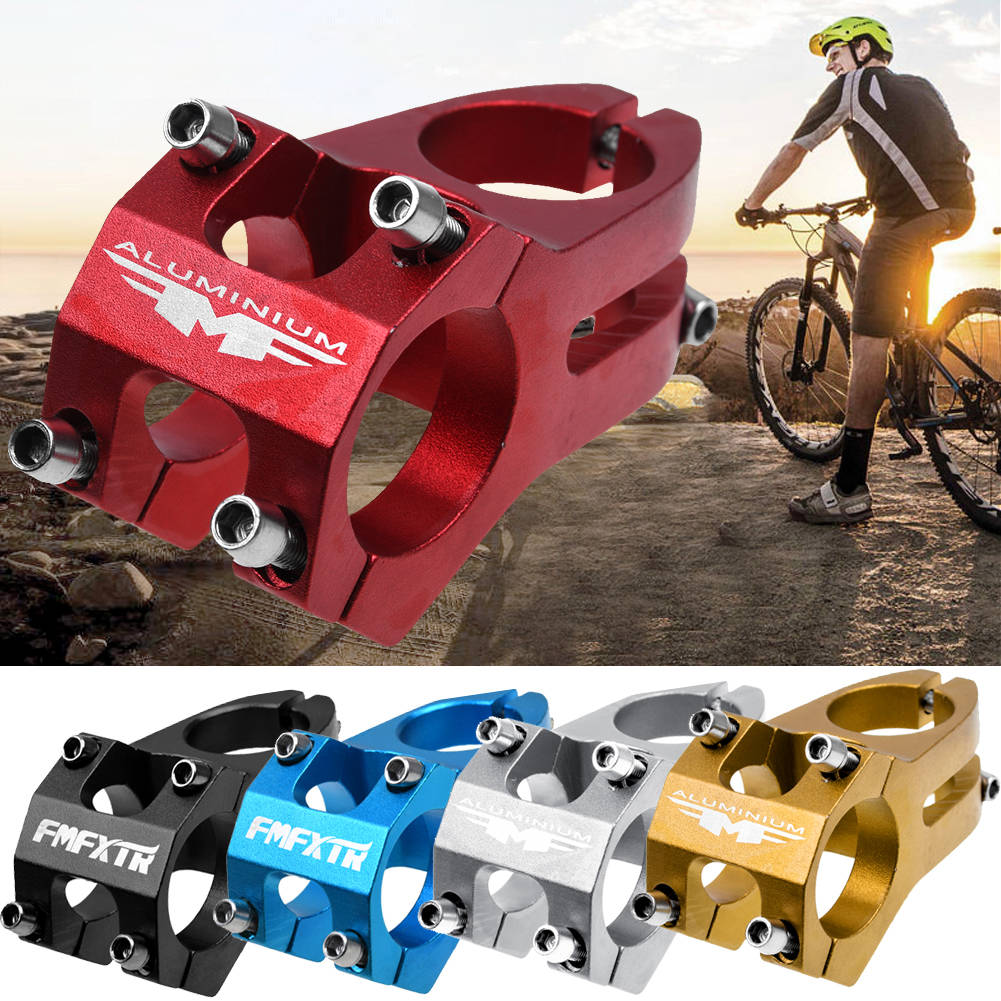 Bicycle 31.8*128mm Adjustable Riser Extended Stretch Handlebar Stem Bike