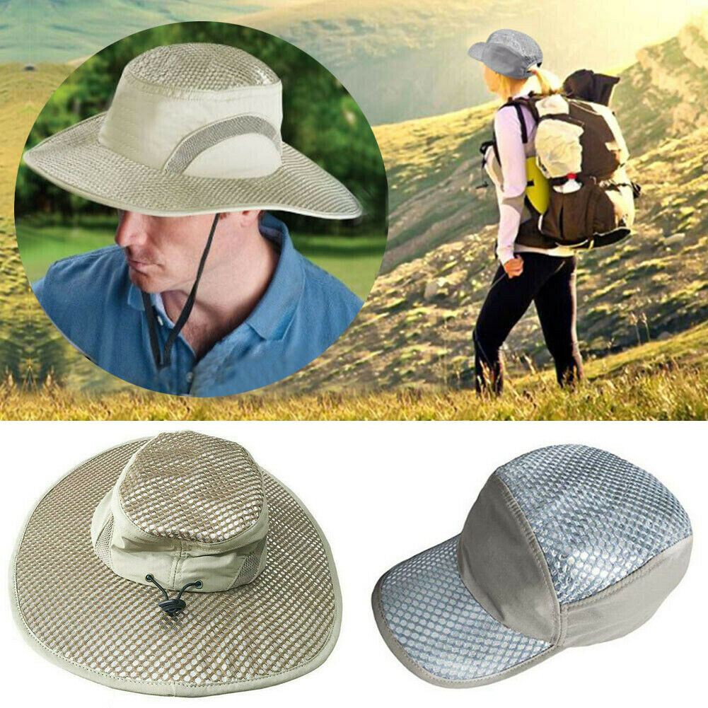 Arctic Hat Hydro Cooling Bucket Hat with UV Protection Keep ...