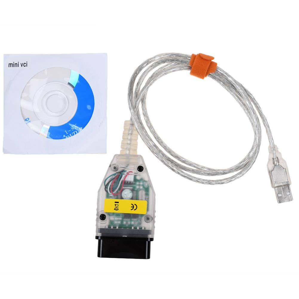 Mini VCI Diagnostic Cable Tool TIS Techstream V13.00.022 For Toyota Lexus Scion