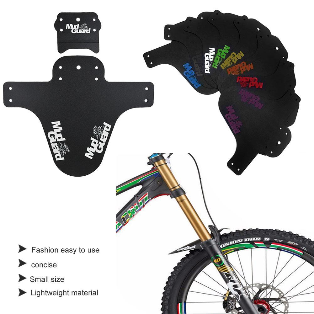 Bike Bicycle MTB Front Rear Fender Mudguard Mountain Road Cycling Mud Guard Tool