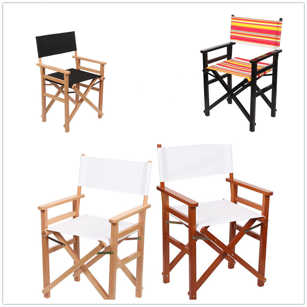 Wondrous Details About Casual Directors Chairs Cover Replacement Canvas Seat Covers Set Outdoor Garden Uwap Interior Chair Design Uwaporg