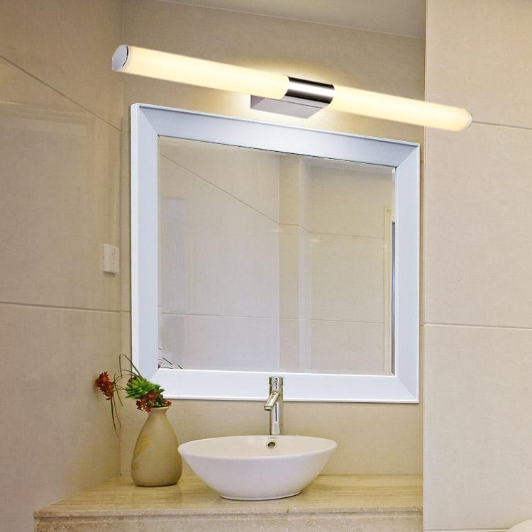 8w 24w lampada da specchio luce a led lampade da parete faretto bagno arredo ebay - Lampade da specchio ...