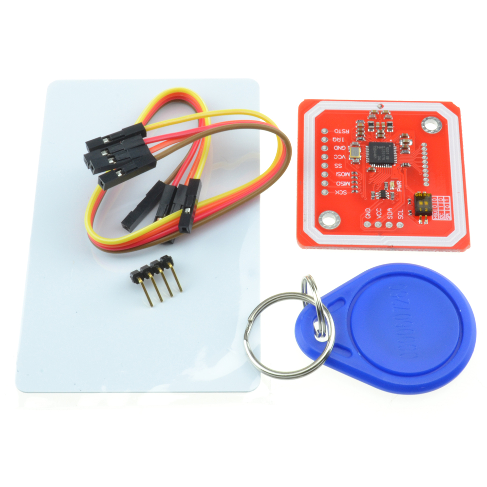 Details about NXP PN532 NFC RFID Module Reader Writer For Arduino Android  Phone V3 Kits Module