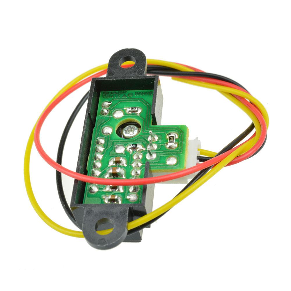 GP2Y0A41SK0F Optical IR Analog Distance Detect Sensor Module 4-30cm for Arduino