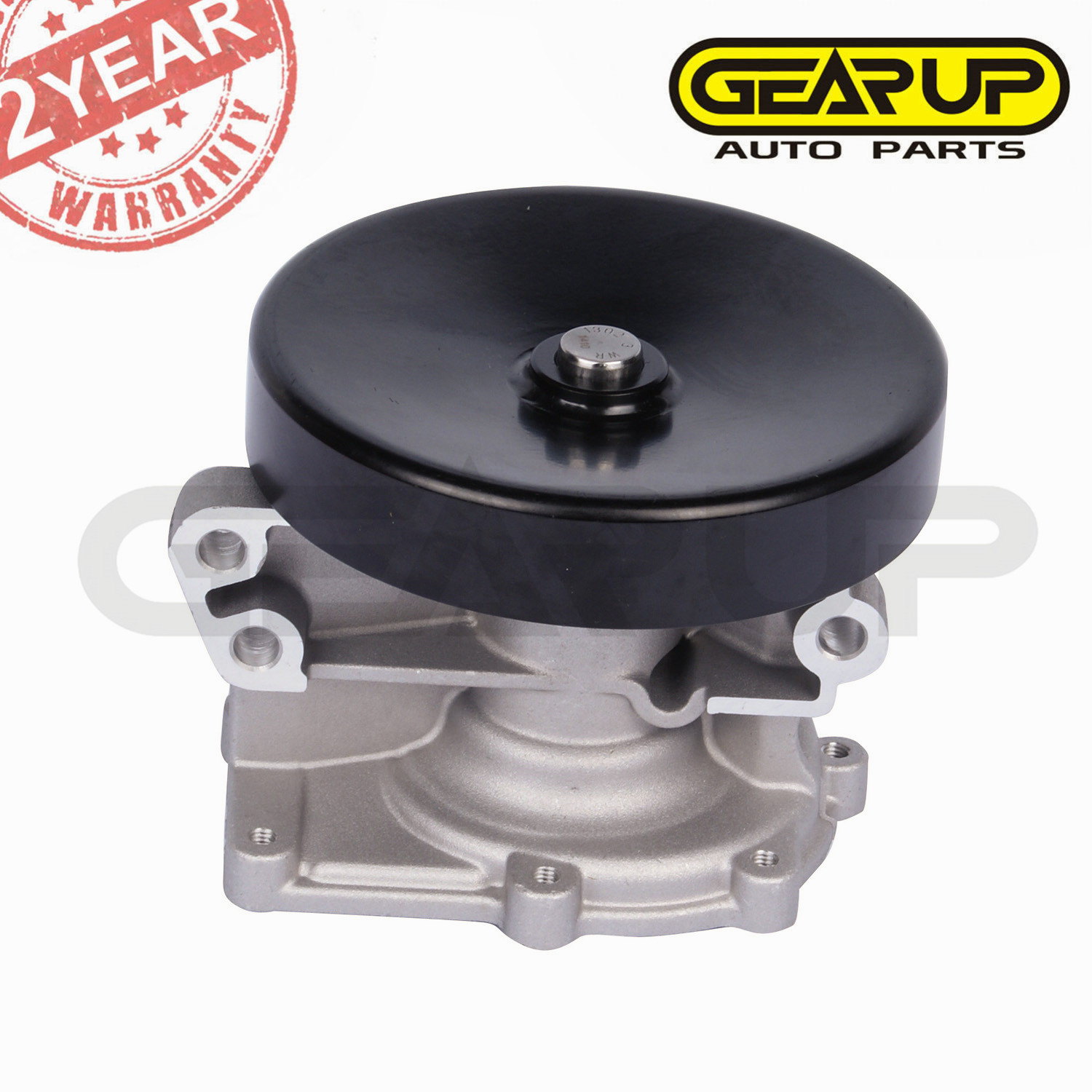 New Engine Water Pump Premium Fit 1999-2009 Saab 9-5 9-3 900 2.0L 2.3L Turbo