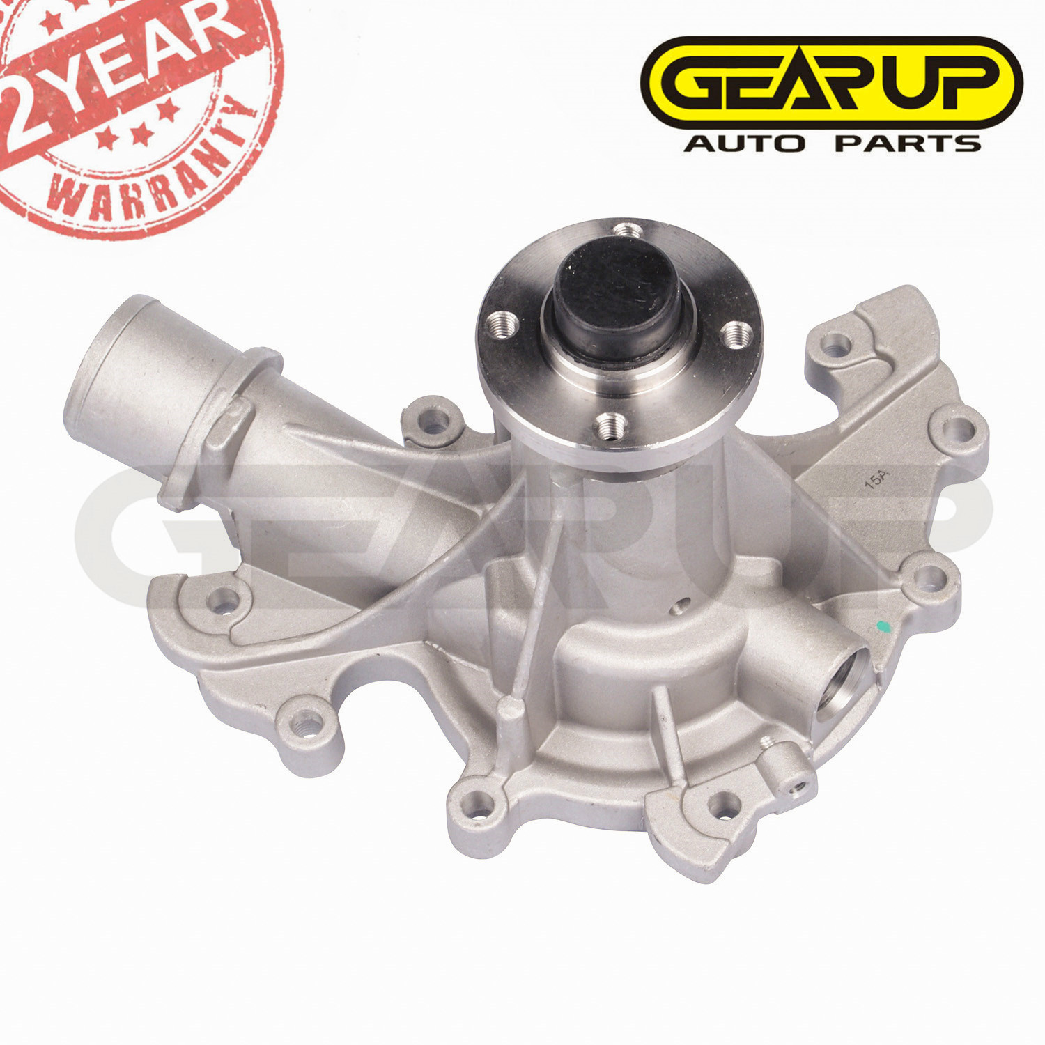 New Engine Water Pump For 1997-2003 Ford F-150 E-150 Econoline 4.2L OHV