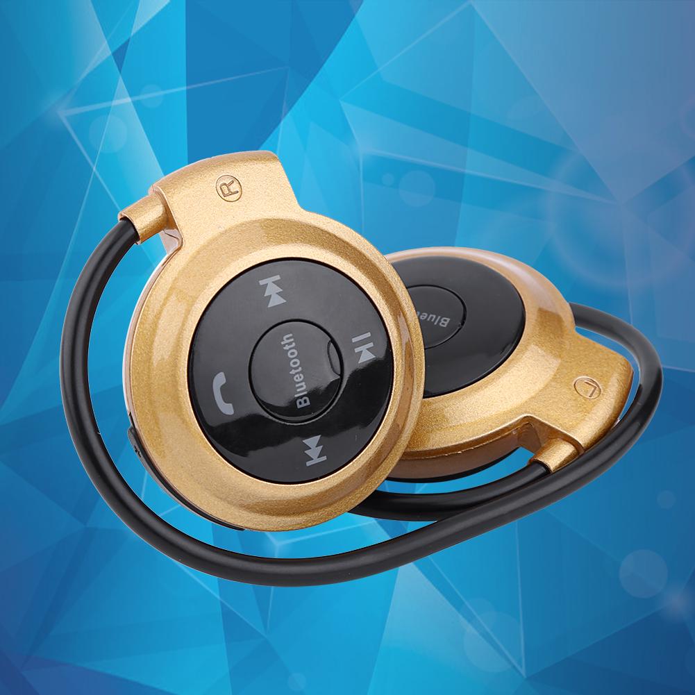 Universal-Bluetooth-4-0-Auriculares-Inalambricos-Deportivos-Estereo-FM-TF-USB miniatura 25