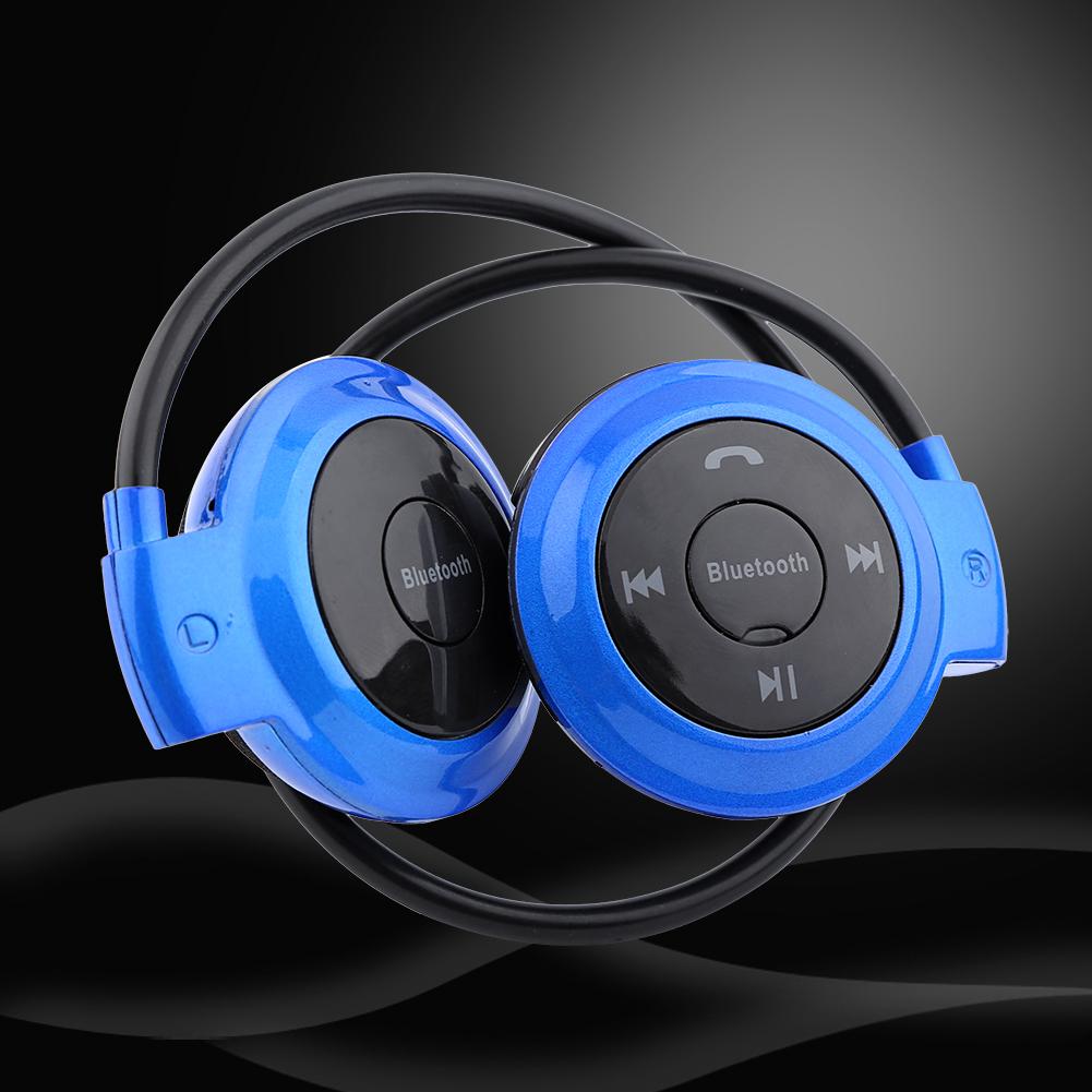 Universal-Bluetooth-4-0-Auriculares-Inalambricos-Deportivos-Estereo-FM-TF-USB miniatura 29