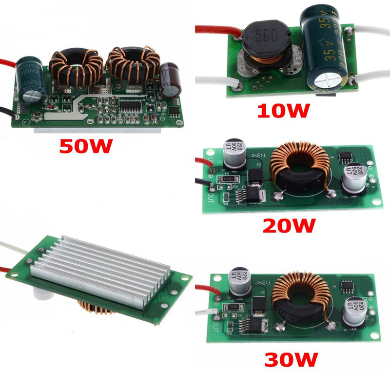 new 10w 20w 30w 50w constant current power supply led driver dc lednew 10w 20w 30w 50w constant current power supply led driver dc led chips light