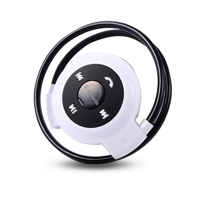 Universal-Bluetooth-4-0-Auriculares-Inalambricos-Deportivos-Estereo-FM-TF-USB miniatura 21