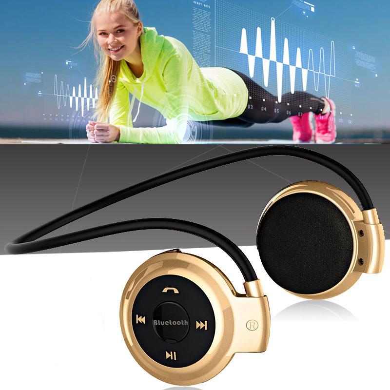 Universal-Bluetooth-4-0-Auriculares-Inalambricos-Deportivos-Estereo-FM-TF-USB miniatura 24