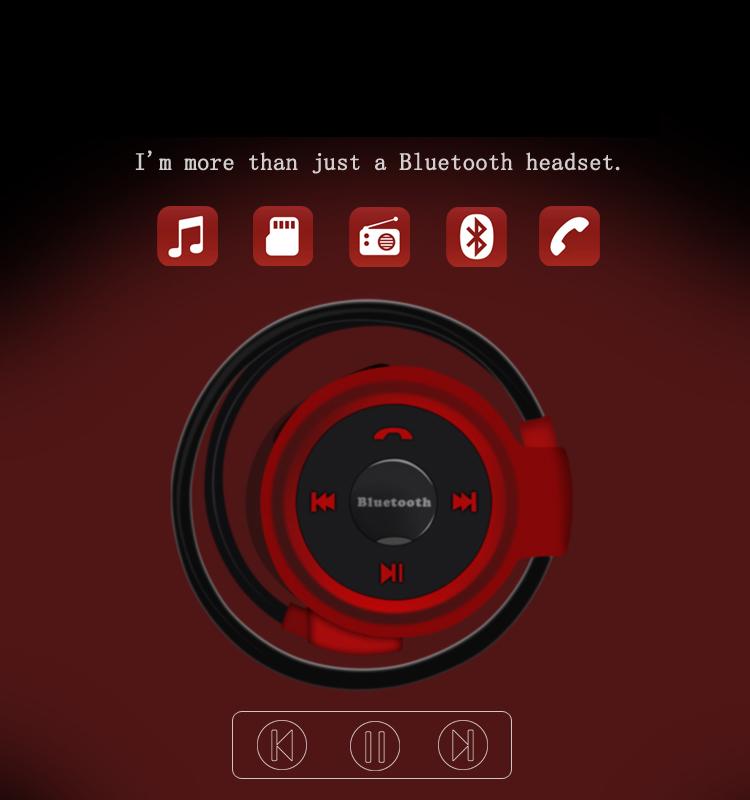 Universal-Bluetooth-4-0-Auriculares-Inalambricos-Deportivos-Estereo-FM-TF-USB miniatura 34