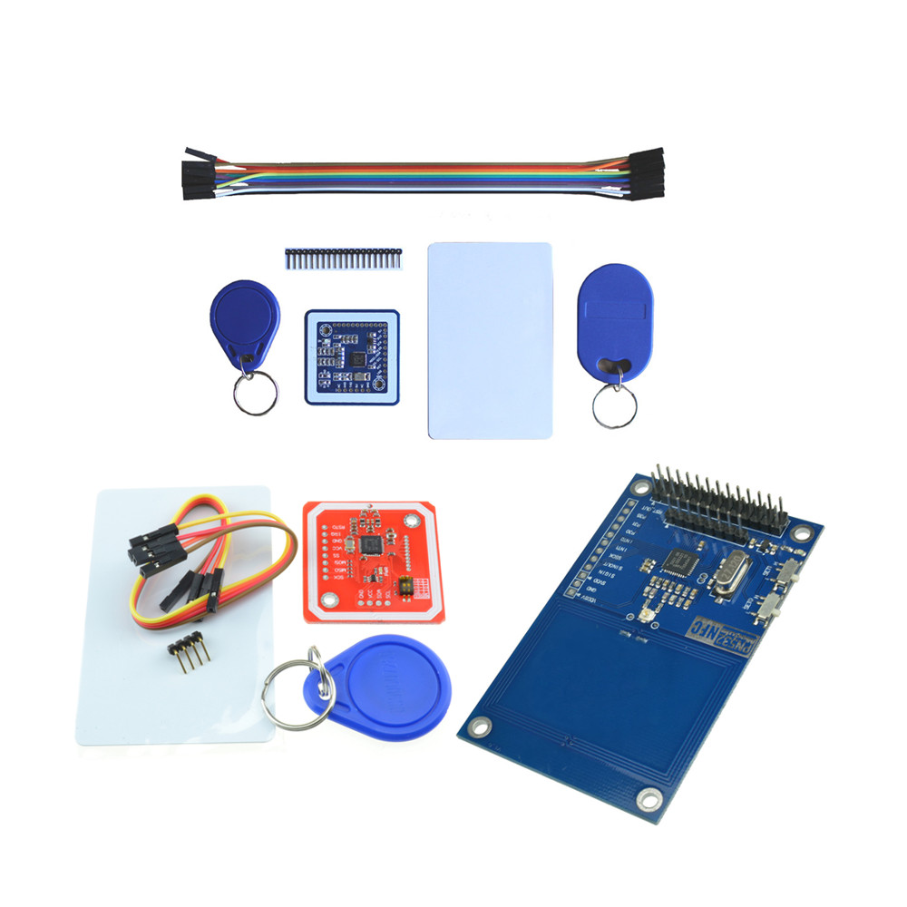 PN532 NFC RFID Reader/Writer Controller Shield KITS For