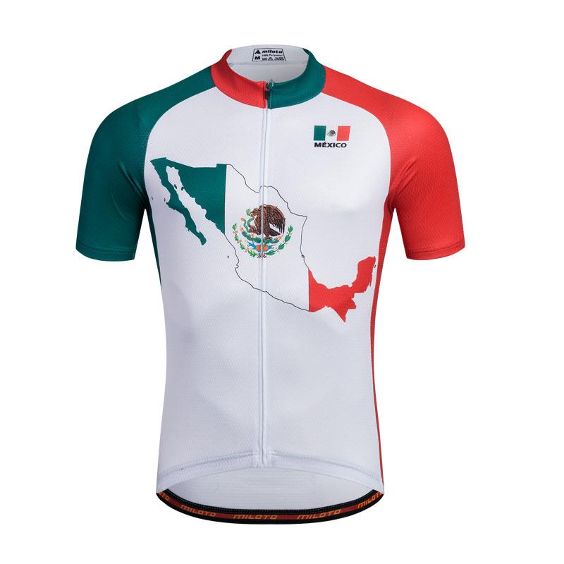 Men/'s Cycling Shirts Short Sleeve USA MTB Bike Jersey Cycling Team Shirt S-5XL