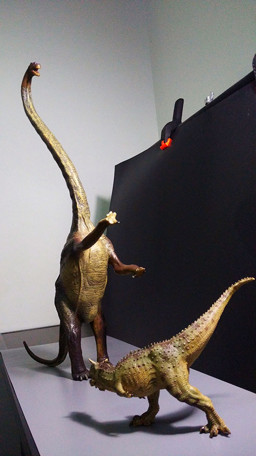 PNSO Rare Euhelopus Huge Dinosaurs Model toy Scientific Art Figure In Stock