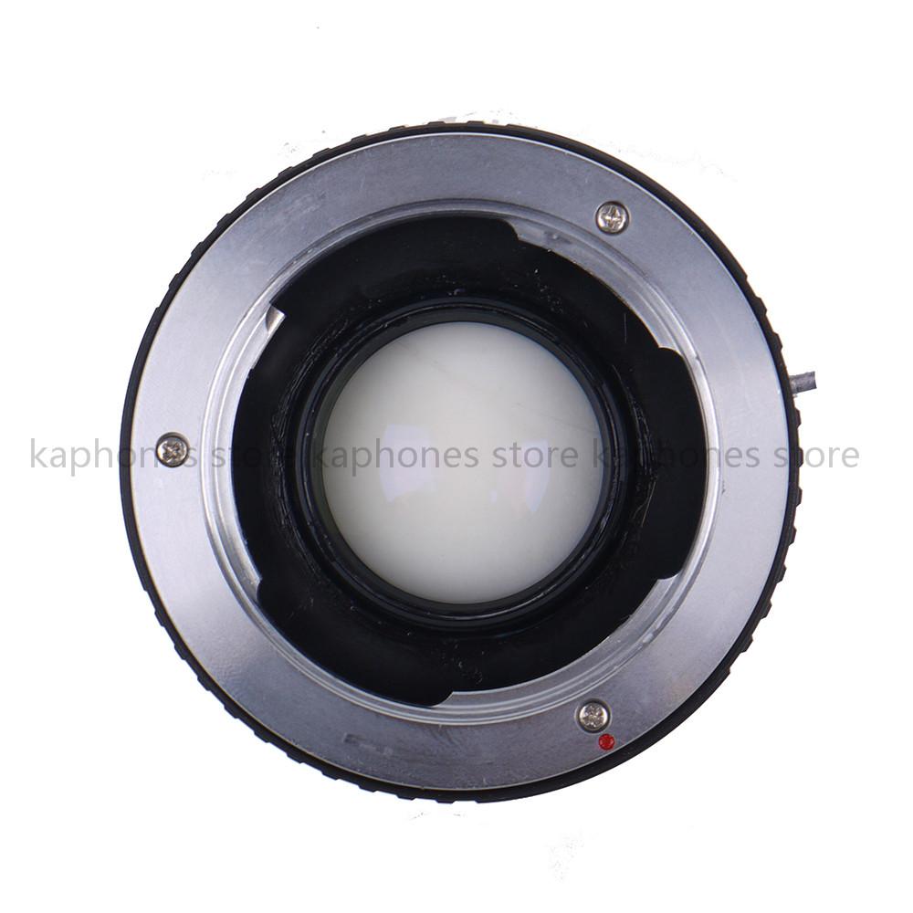 Alpa mount Objektivadapter für Micro 4//3 MFT adapter E-PL5 OM-D Panasonic G7 GH4