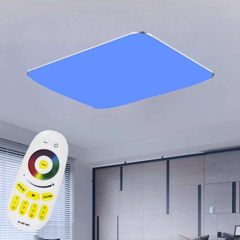 48w 96w Led Deckenleuchte Rgb Dimmbar Farbwechsel Deckenlampe