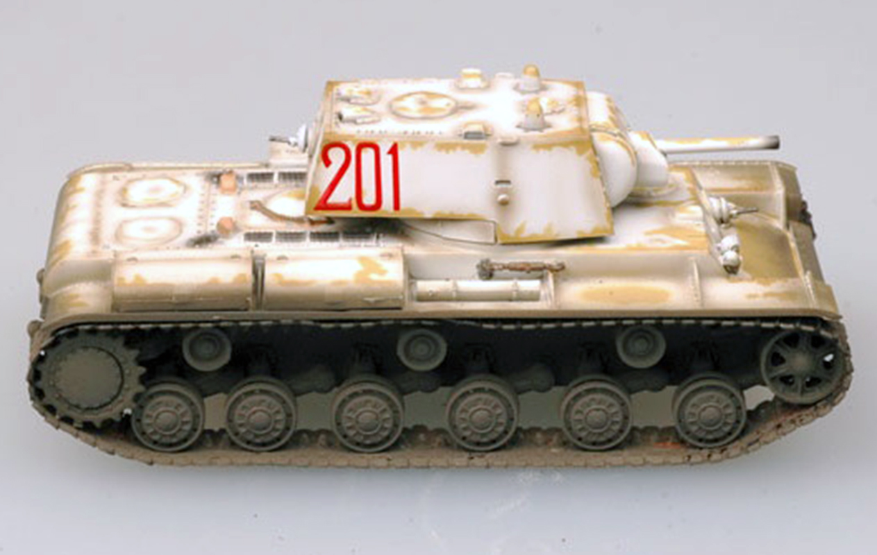 Russian Army 1941-Neuf Easy Model 36275-1//72 WWII kv-1