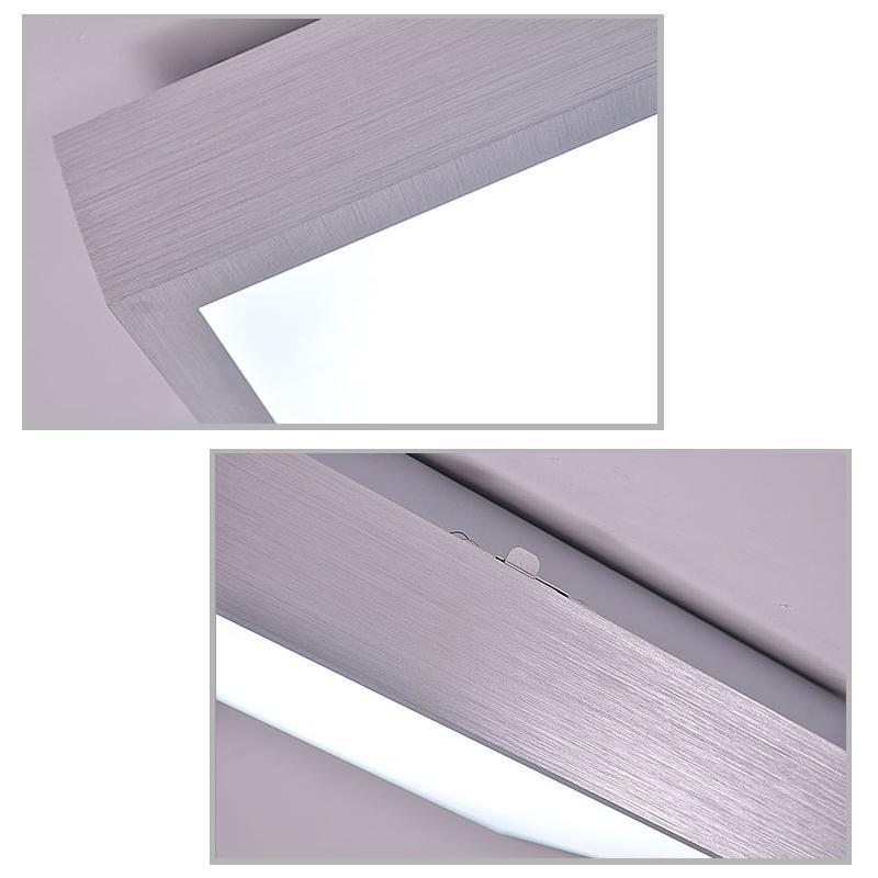 16w led deckenleuchte badleuchte k che deckenlampe wandlampe wohnzimmer kaltwei ebay. Black Bedroom Furniture Sets. Home Design Ideas