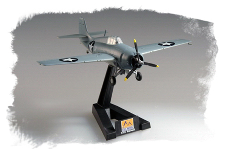 Details about US Grumman F4F Wildcat aircraft fighter VMF-223 1/72 plane  Easy model
