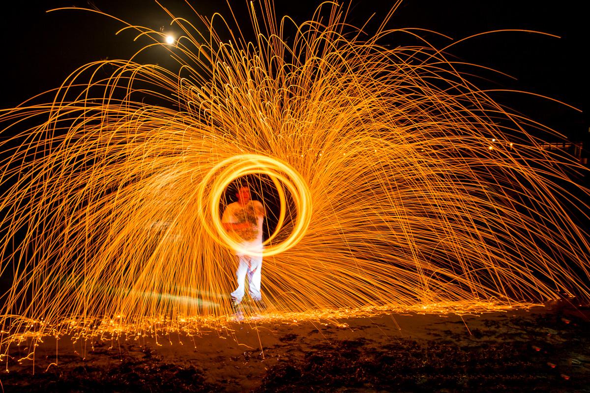 Spark Art by David Keochkerian