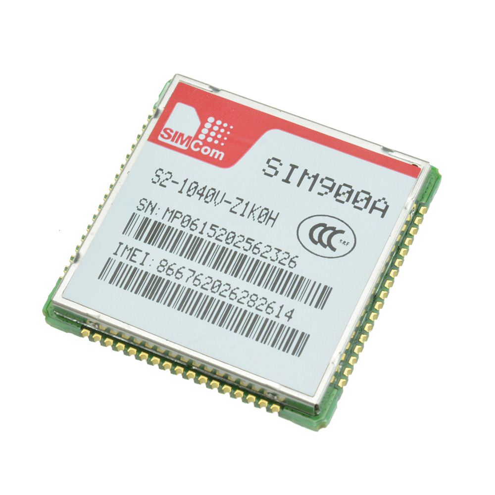 Details about SIM900A Dual-band GSM GPRS Wireless SMS Transmission Module  For Raspberry Pi TOP