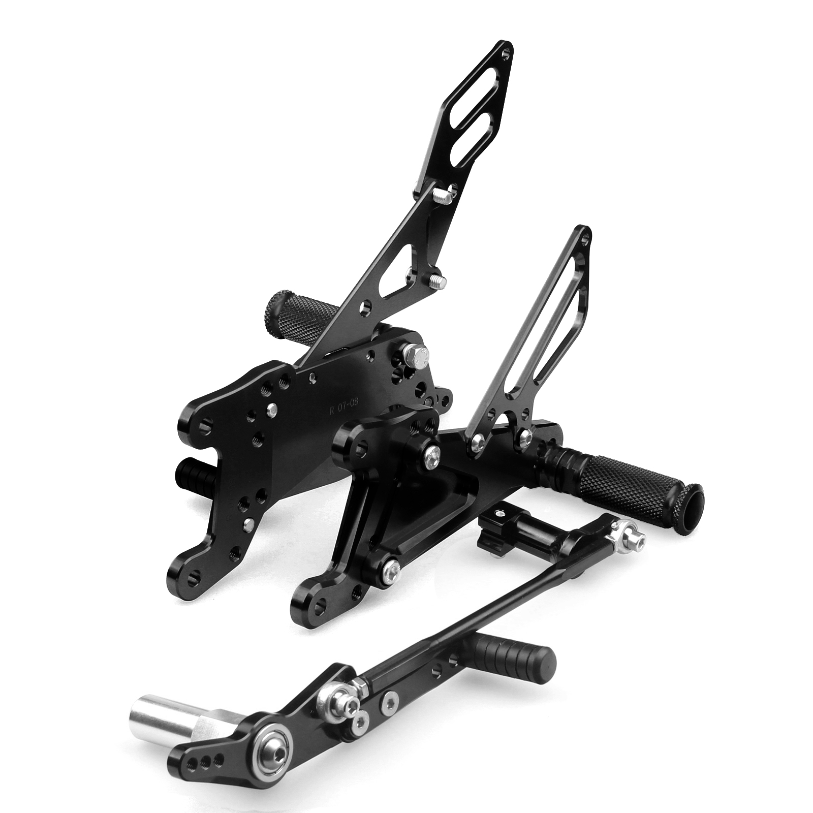 For Yamaha YZF R1 98-03 Rear Sets Foot Pegs Rests Rearsets Adjustable Footpegs