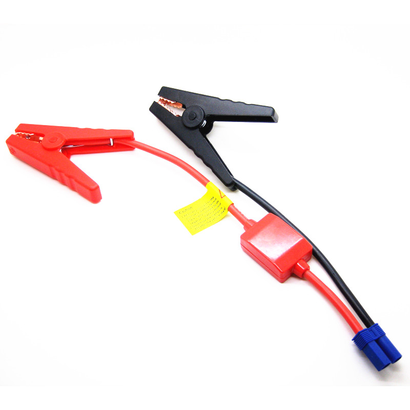 Replace Jumper Jump Starter Cable Booster for 16800mah Mini Cars Trucks Booster