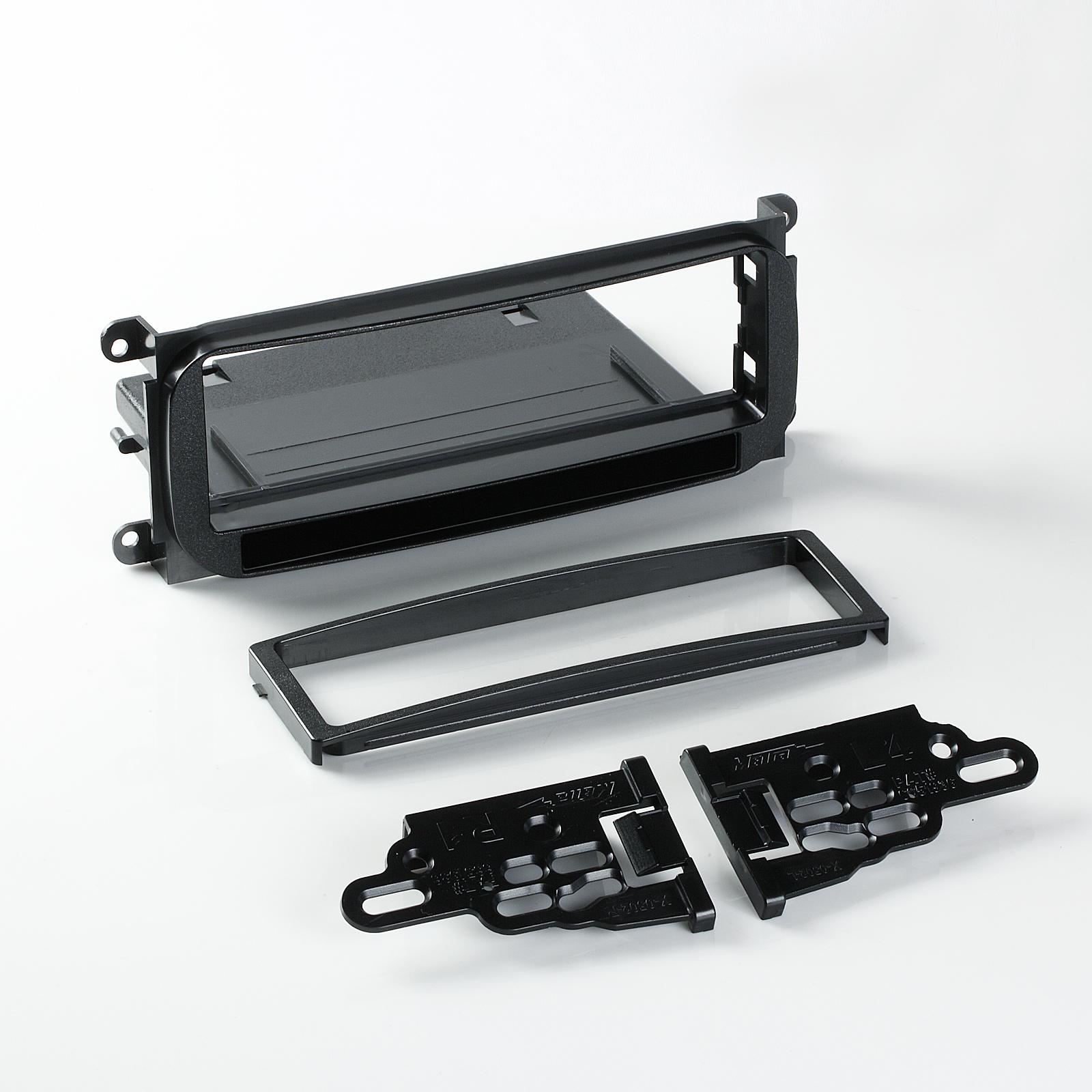 Radio Stereo Mounting Installation Dash Kit Combo Single DIN METRA 99-2005