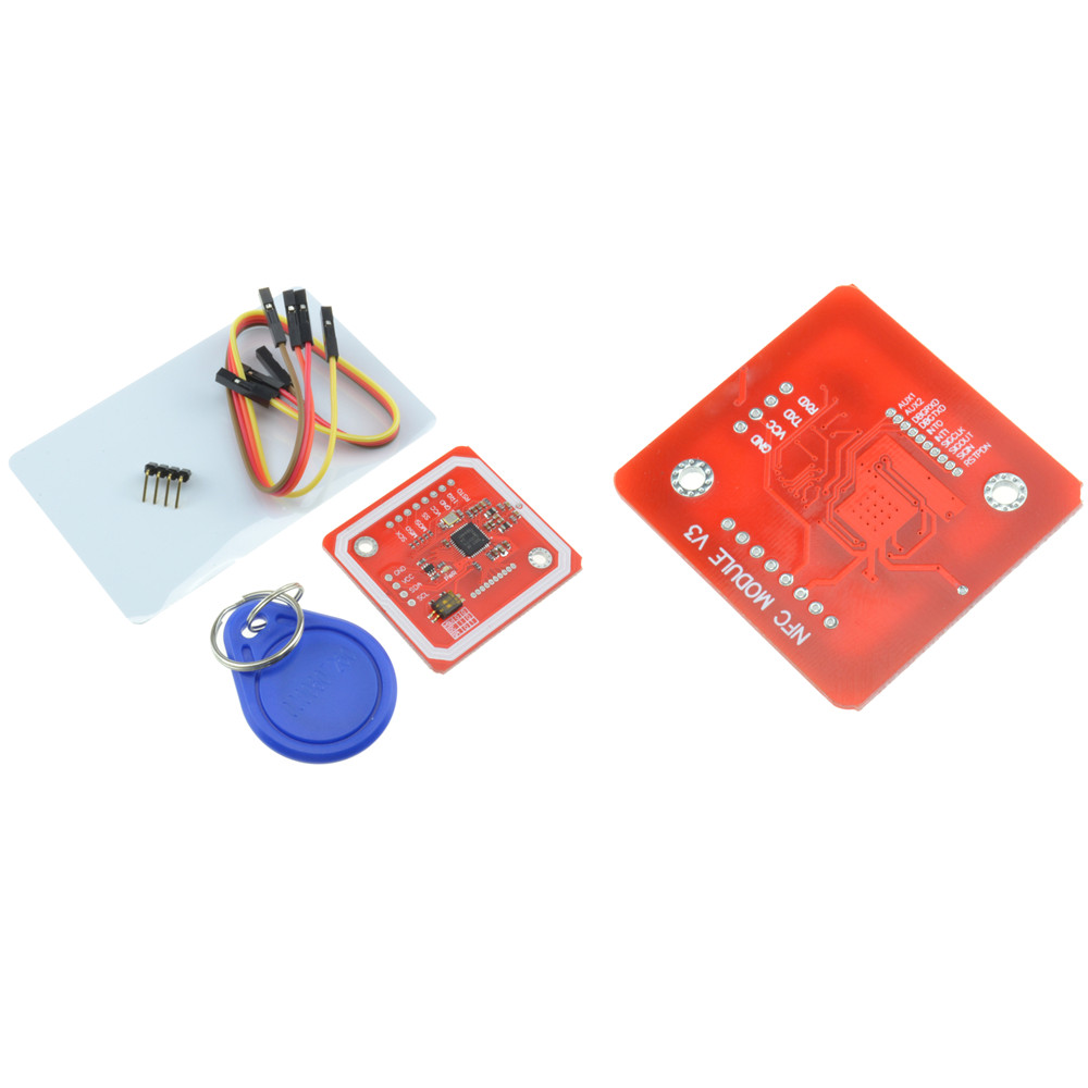 1Set NXP PN532 NFC RFID Module V3 Kits Reader Writer For  Android Phone U3