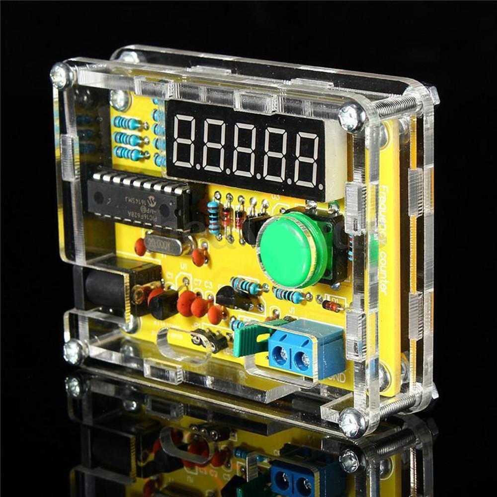 XR2206 High-precision Signal Generator À faire soi-même Kit avec étui