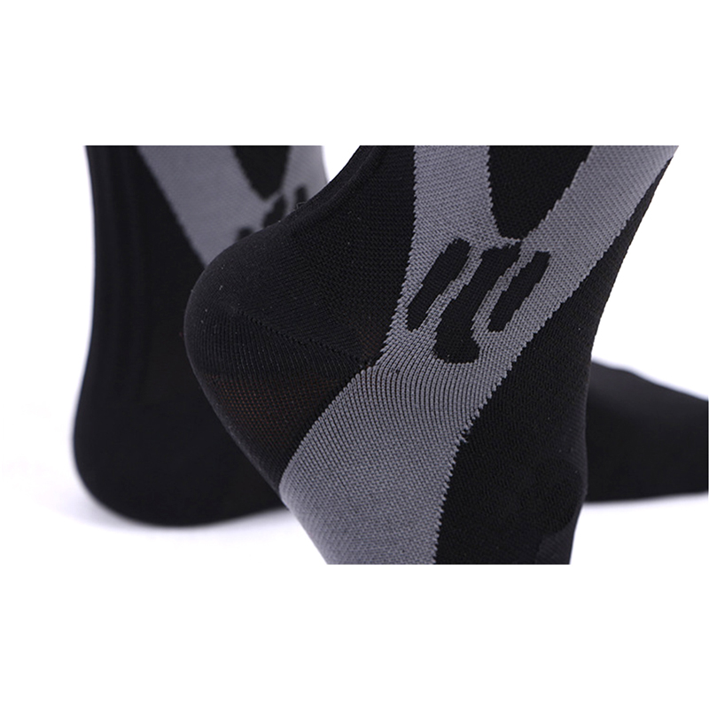 miniature 12 - 20-30mmHg-Unisex-Compression-Socks-Socking-Recovery-Relief-Prevent-Swelling