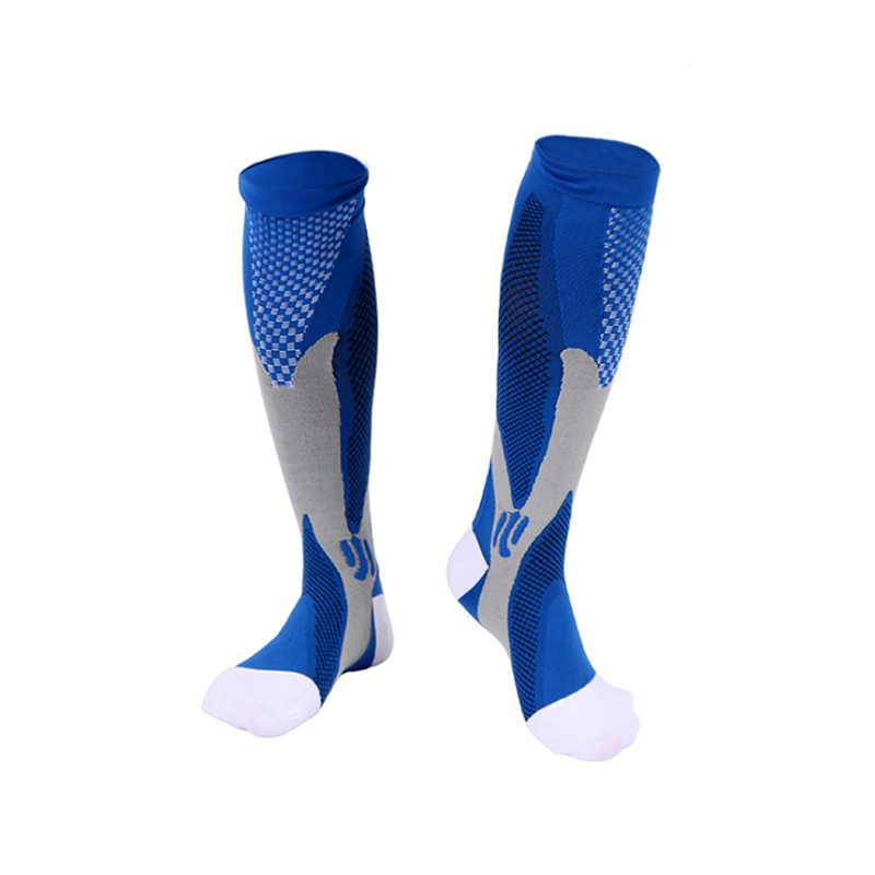 miniature 25 - 20-30mmHg-Unisex-Compression-Socks-Socking-Recovery-Relief-Prevent-Swelling