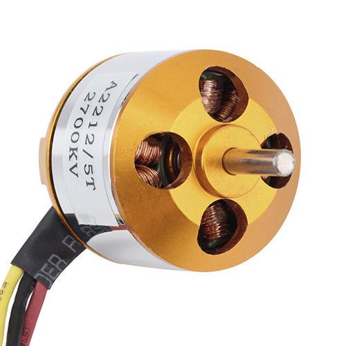 930//1000//1400//2200//2700KV A2212 Motor Outrunner Brushless For RC /&Servo Half Arm
