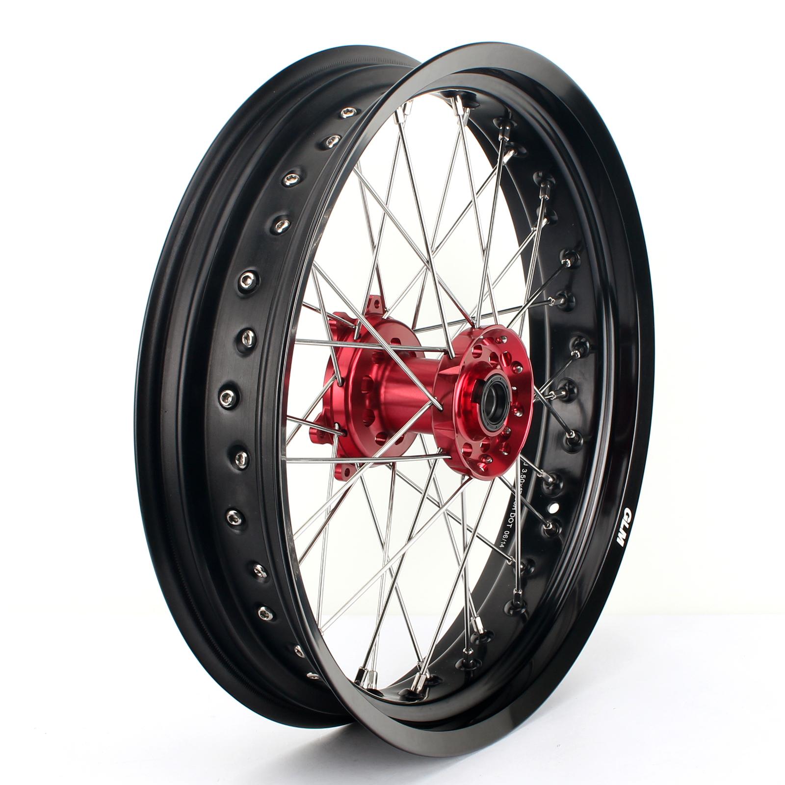 CNC Front Rear Wheel Hub For Honda CR125R CRF250R 02-07 CRF250R CRF450R 04-12